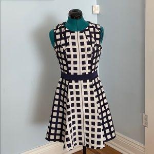 Geometric dress